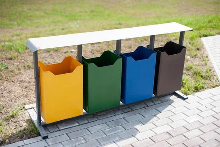 Tasarımları ile Şehirlere Değer Katan Çöp Kutuları