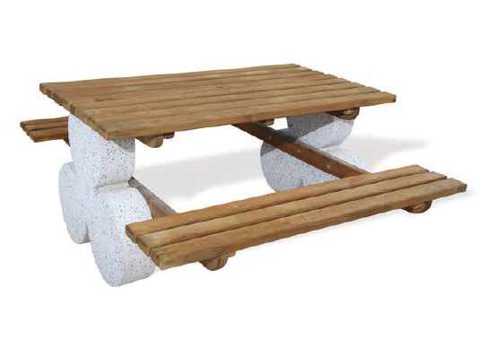 Yonca Piknik Masası Nasıl Olur?
